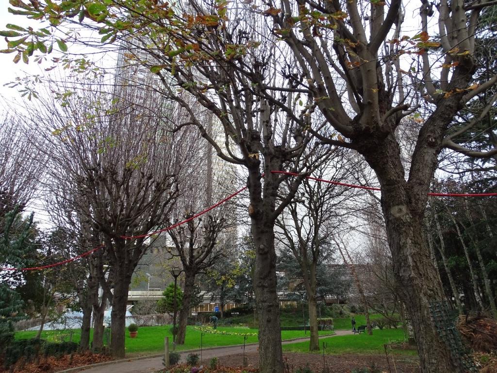 Quartier de beaugrenelle beaux jardins et potagers for Le jardin 75019