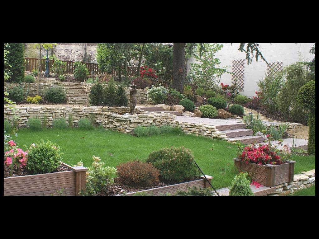 Mon jardin paysager frontignan beaux jardins et potagers for Jardin de particuliers a visiter