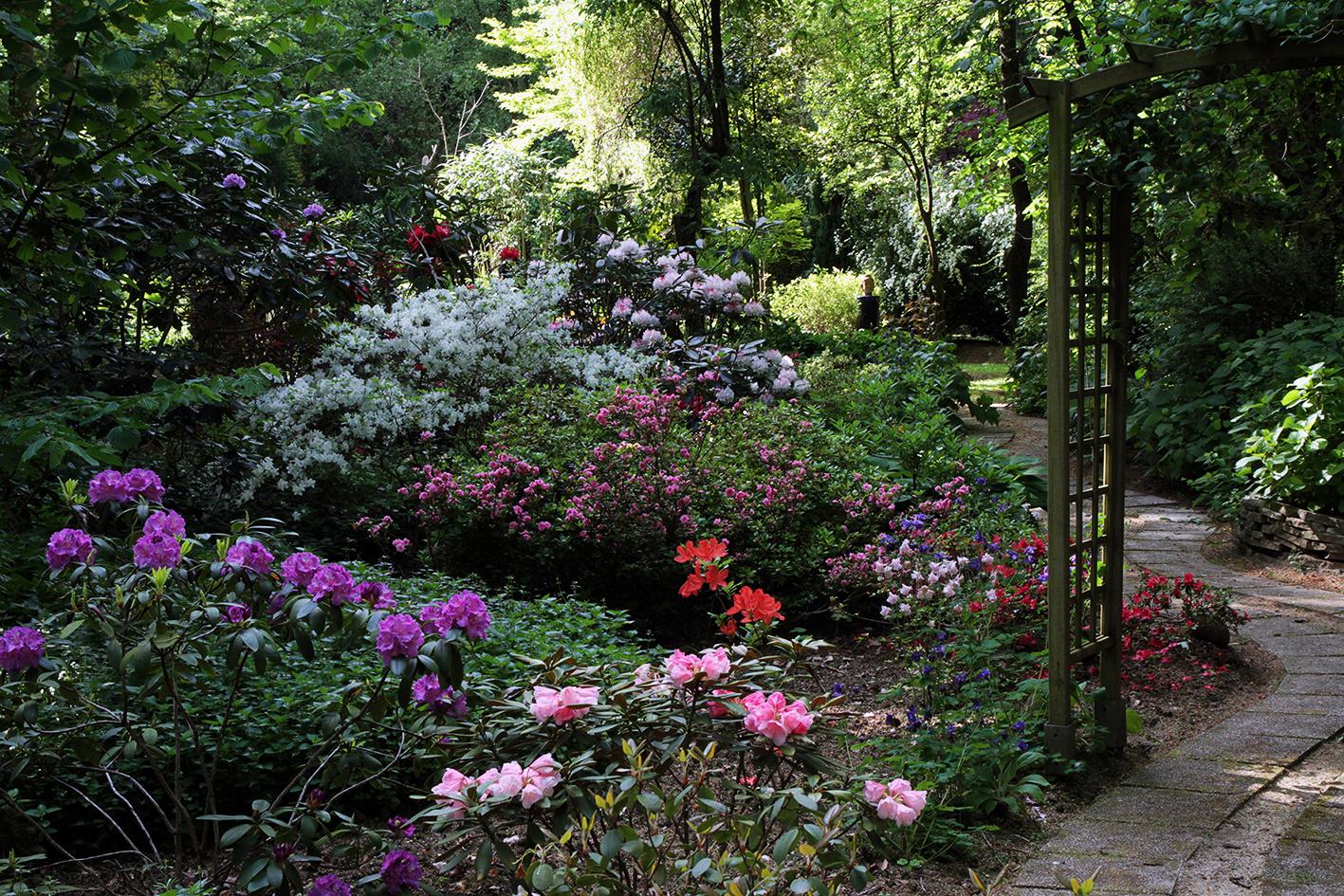jardins du mont des r collets beaux jardins et potagers. Black Bedroom Furniture Sets. Home Design Ideas