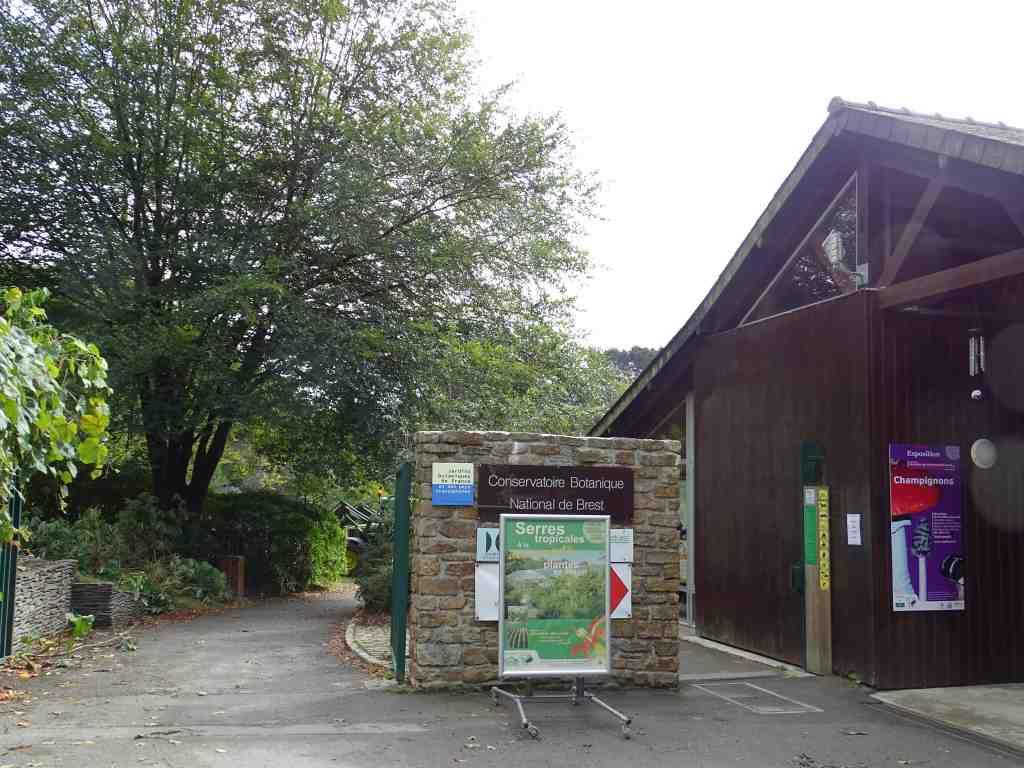 Le jardin du conservatoire botanique national de brest for Boulevard du jardin botanique 20