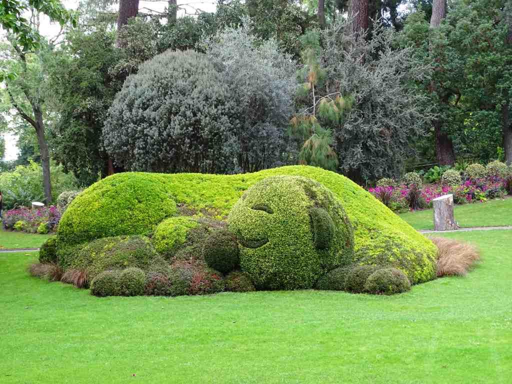 Jardin des plantes versus claude ponti beaux jardins et for Jardin et
