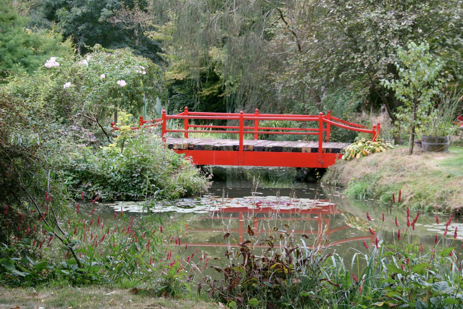 Parc et Jardin de Saint Vincent