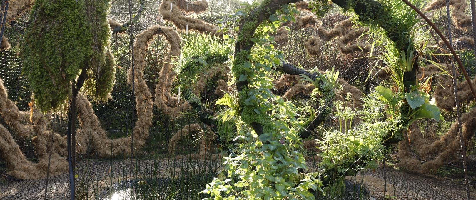 En 25 saisons, plus de 700 jardins ont été créés