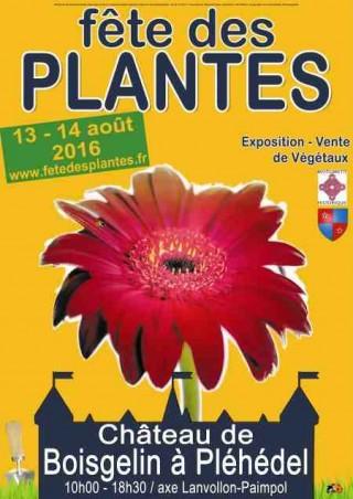 11 ème Fête des plantes du château de Boisgelin